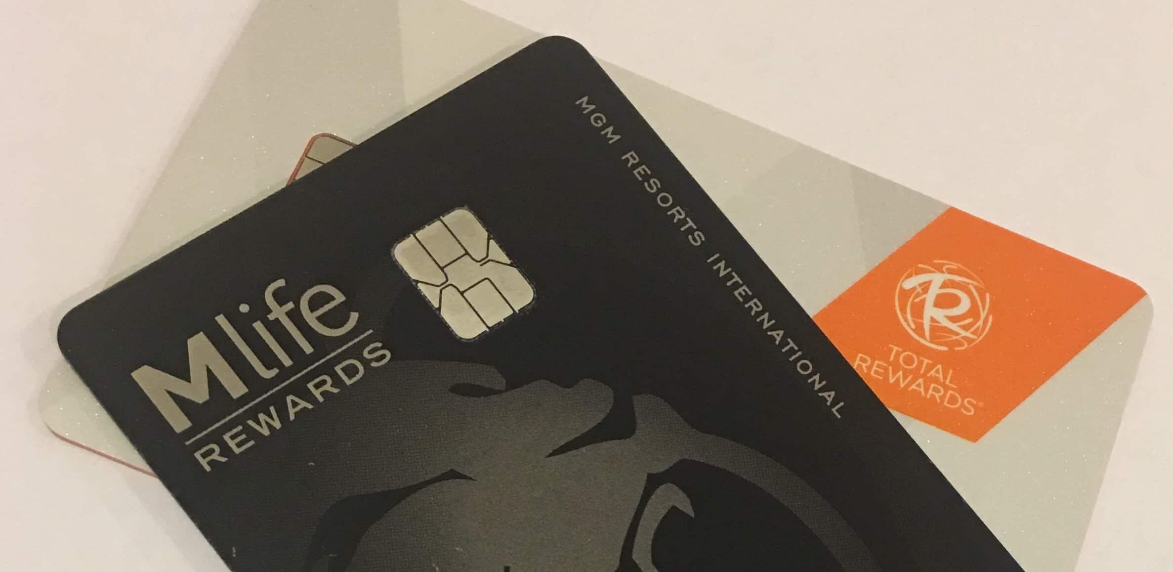 Casino Loyalty Credit Cards – Caesars Rewards vs. M life
