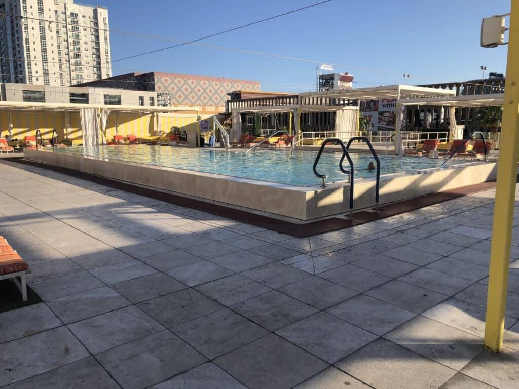 Citrus Pool Deck