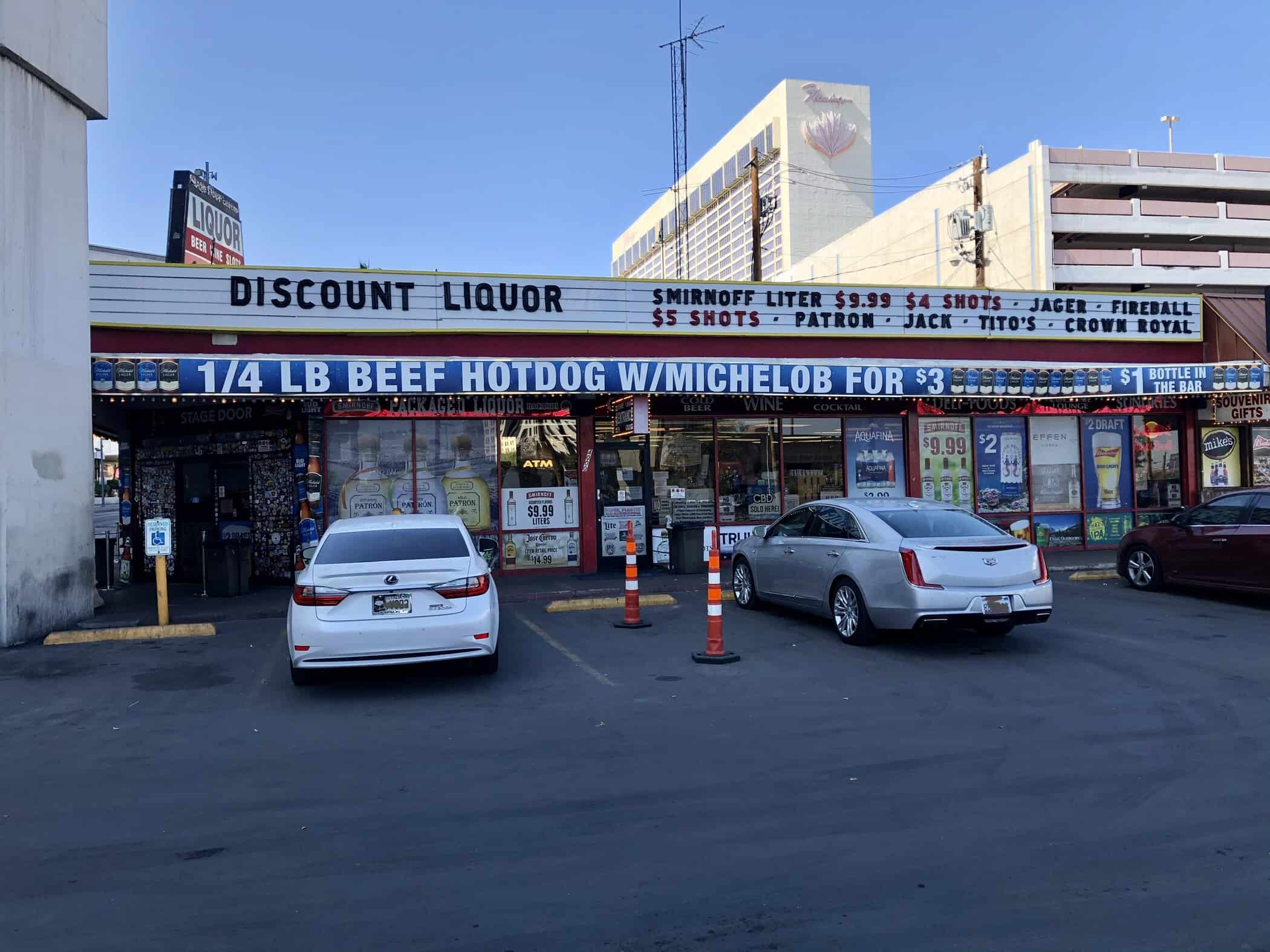 Stage Door Casino – A Staple of Value on the Strip