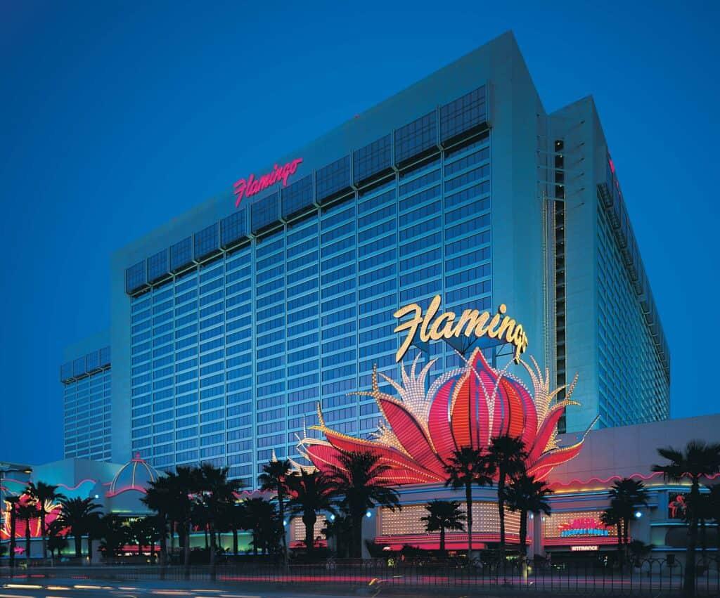 Flamingo Las Vegas Exterior