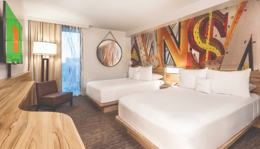 Deluxe Room at Linq