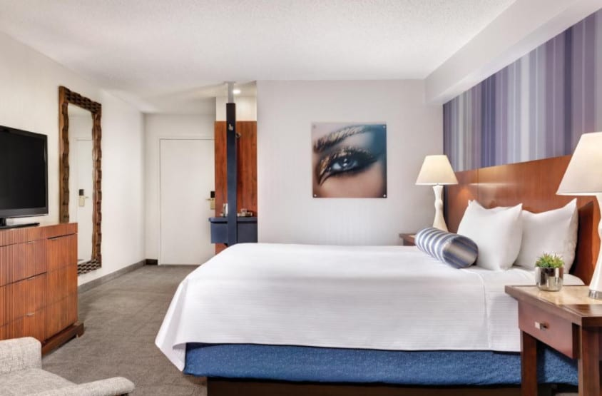 Renovated Premium Room at Luxor