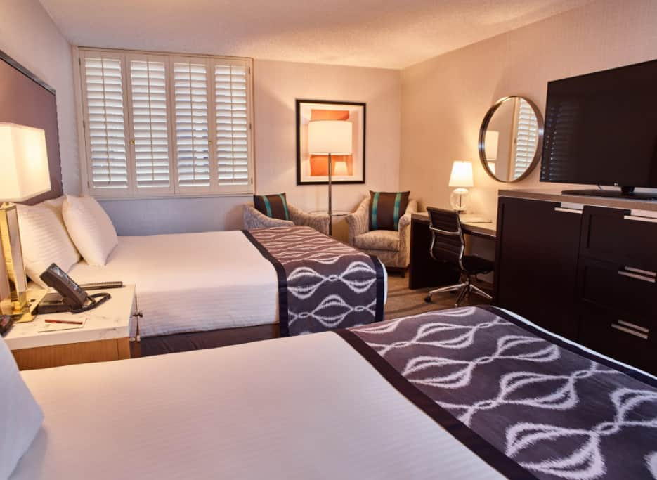 Double Room at California