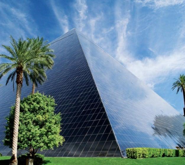 Luxor Las Vegas exterior