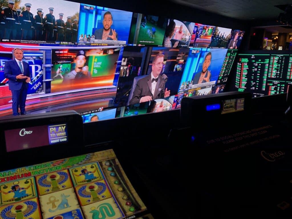 Tabletop gaming at Circa Las Vegas