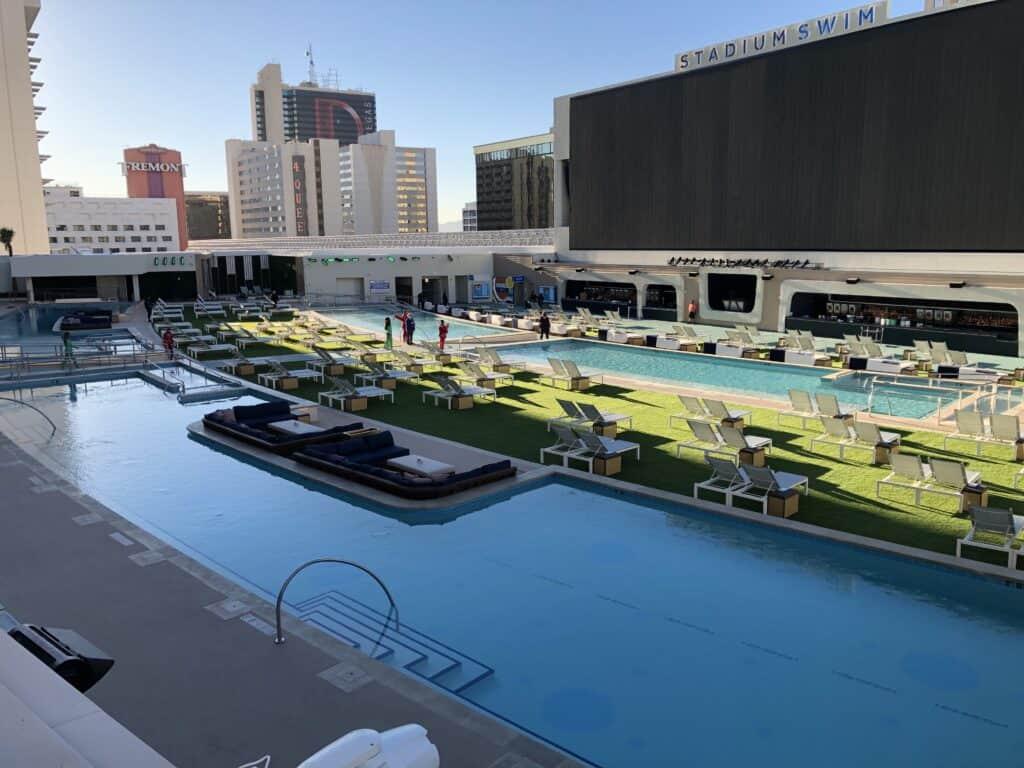 Circa Las Vegas Stadium Swim