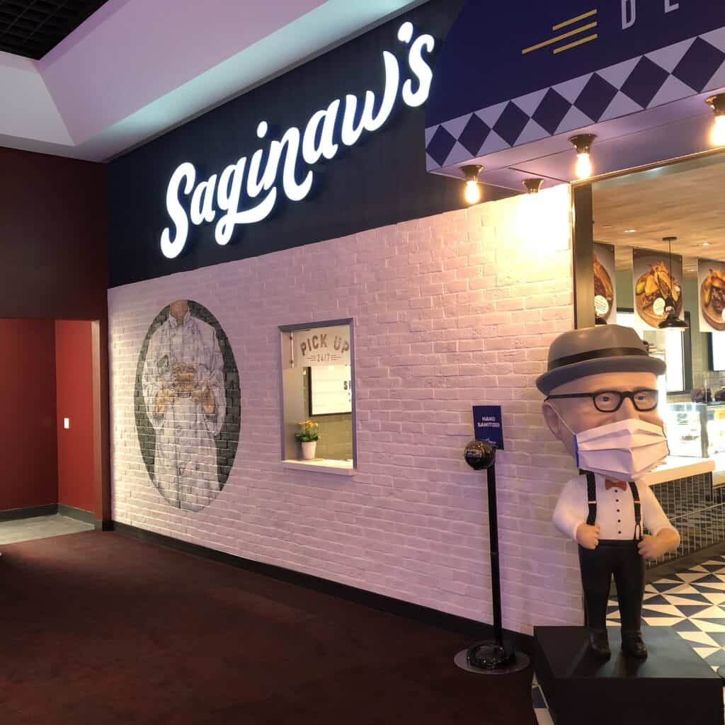 Saginaw's Delicatessen at Circa Las Vegas