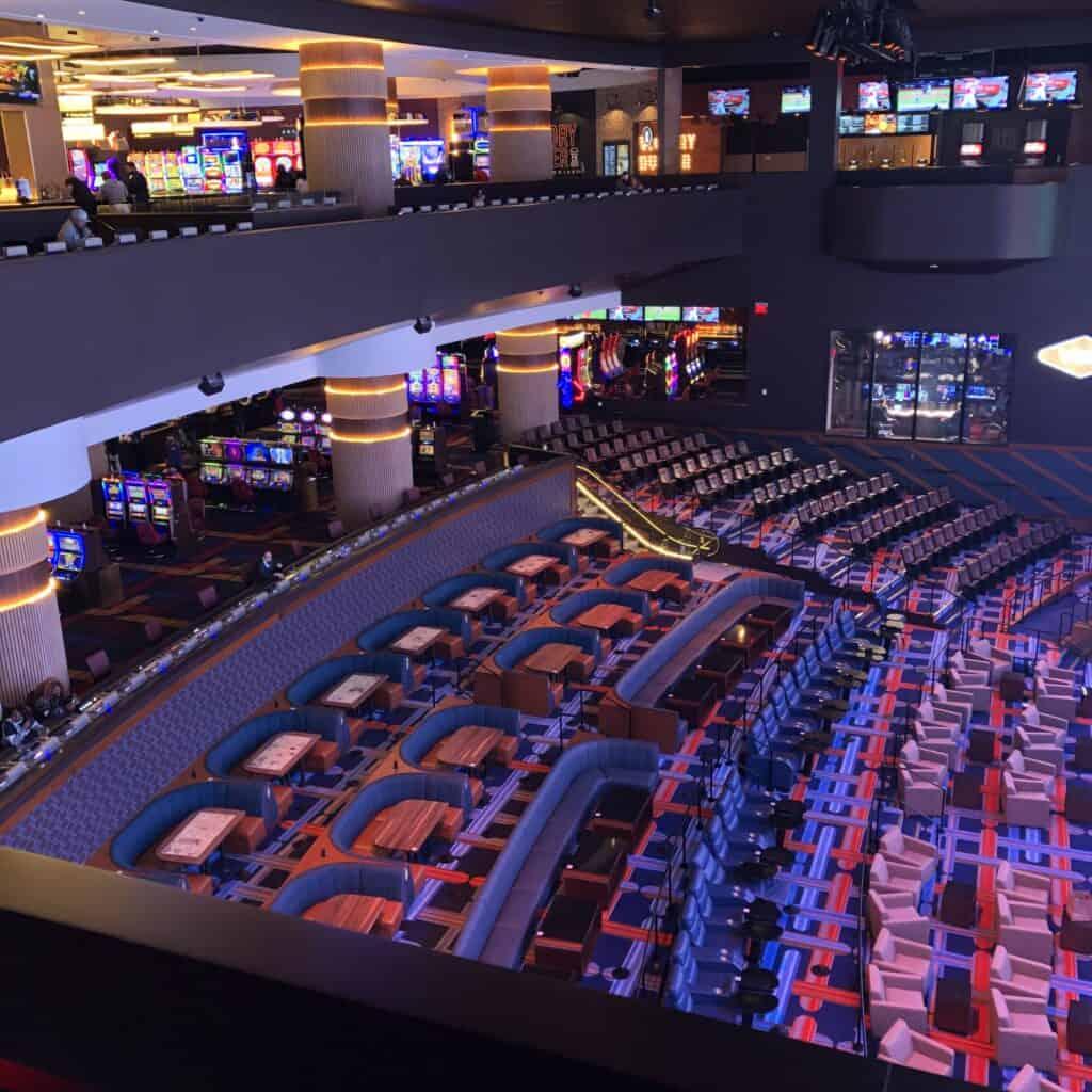 Sportsbook Seating at Circa Las Vegas