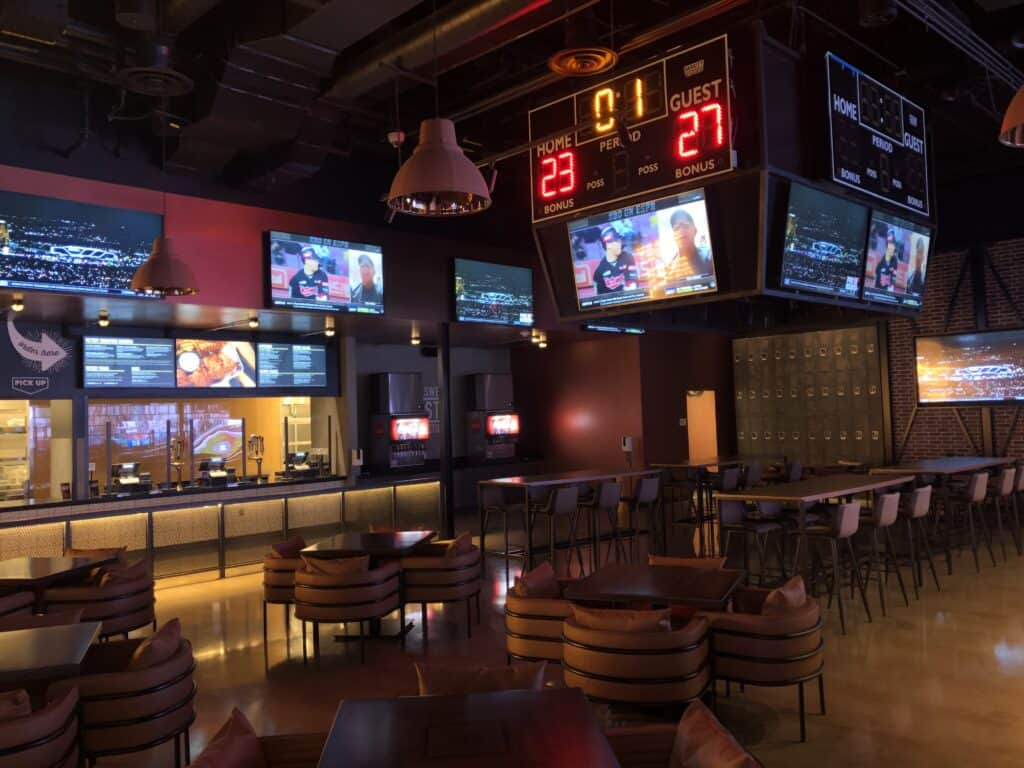 Victory Burger at Circa Las Vegas