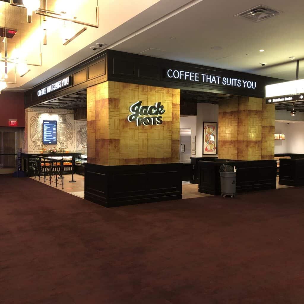 Jack Pots Coffee at Circa Las Vegas
