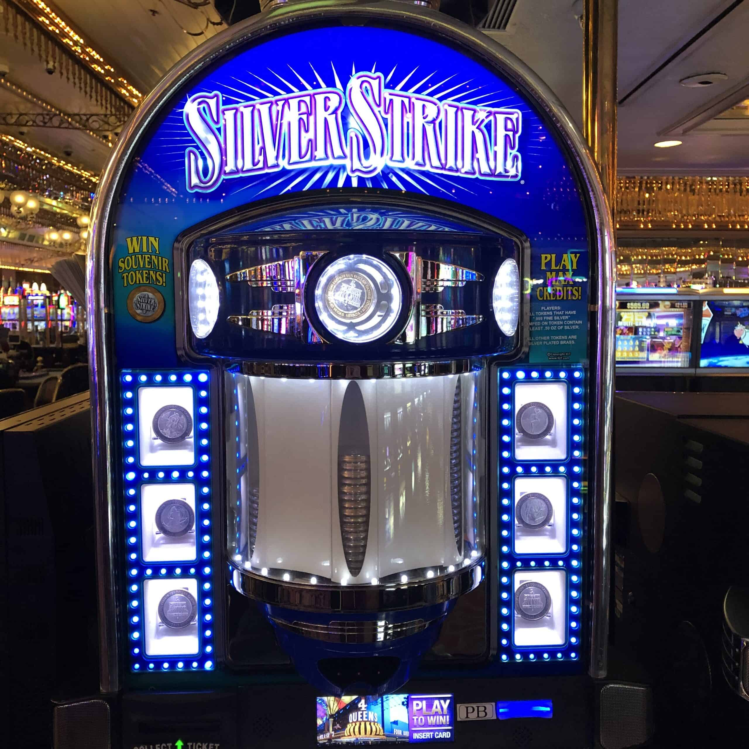 Las Vegas Slot Machine Search