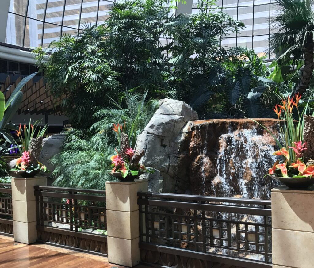 Mirage Las Vegas Atrium