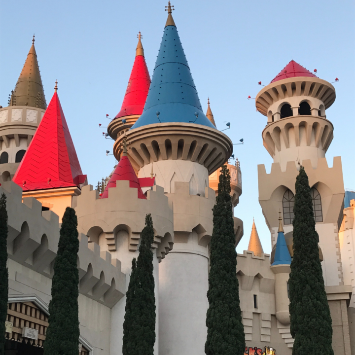 Things To Do at and Near Excalibur Las Vegas