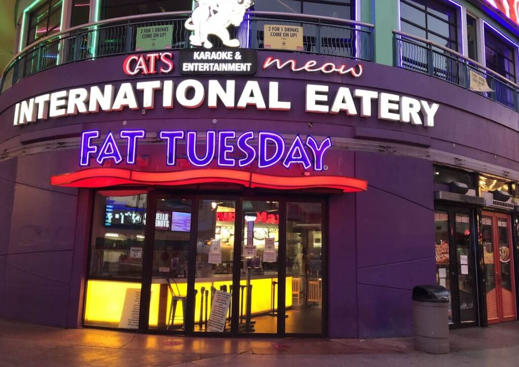 International Eatery Exterior