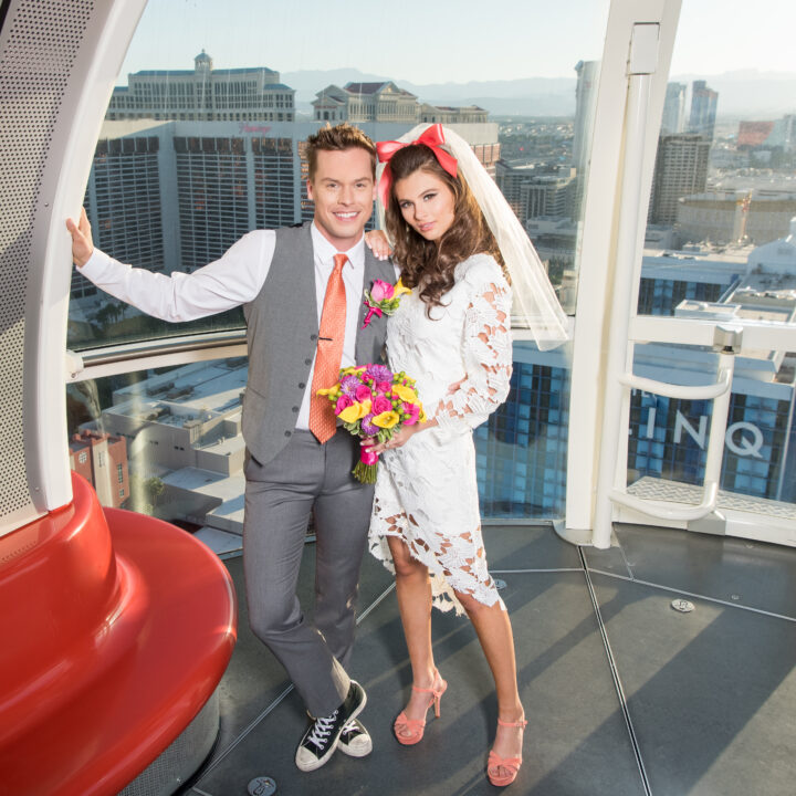 Wedding on the High Roller