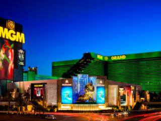 MGM Grand Exterior