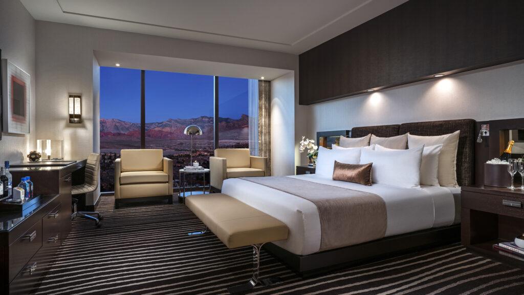 Luxury King Room at Red Rock Las Vegas