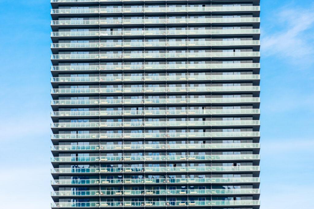 Balconies at Cosmopolitan Las Vegas