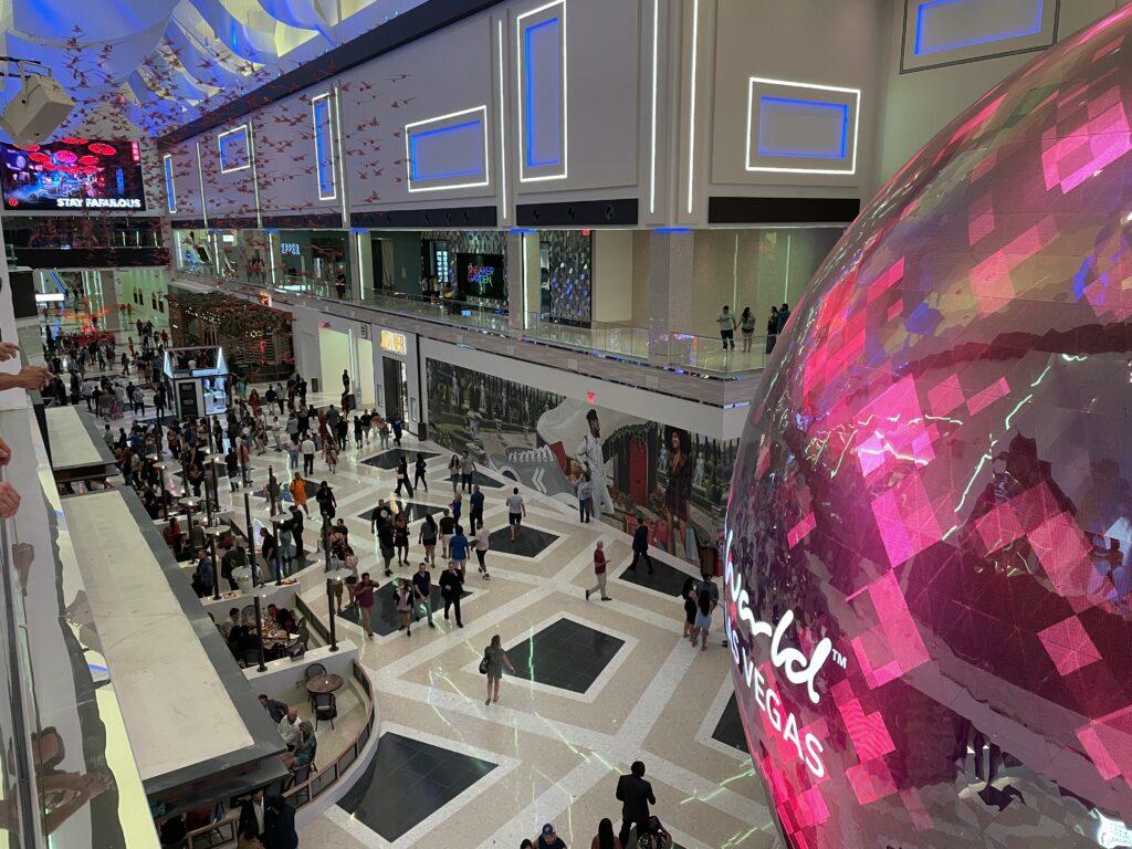 Retail at Resorts World