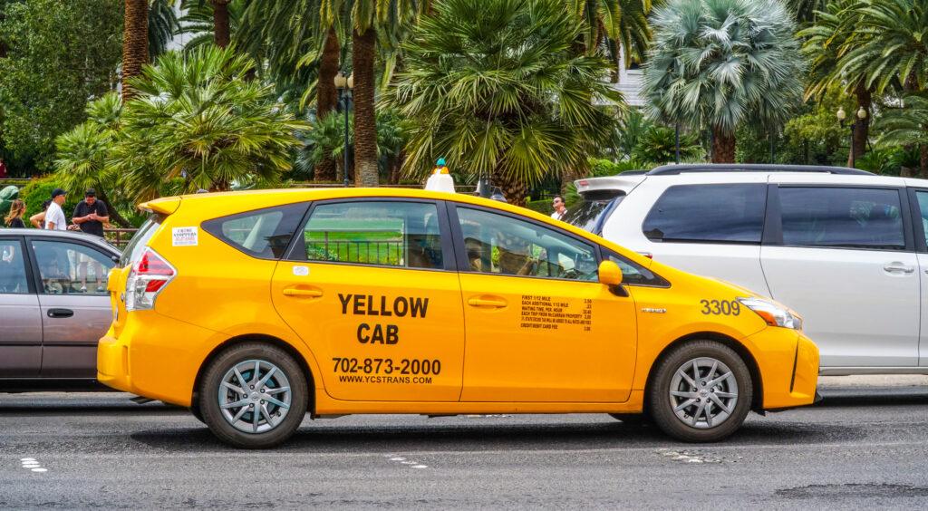 Las Vegas cab