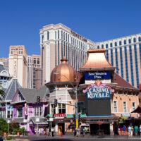 Casino Royale Exterior