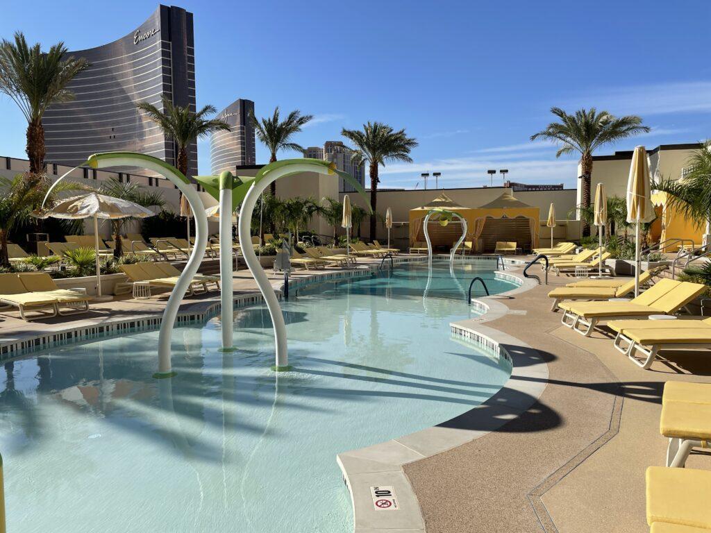 Family Pool at Resorts World Las Vegas