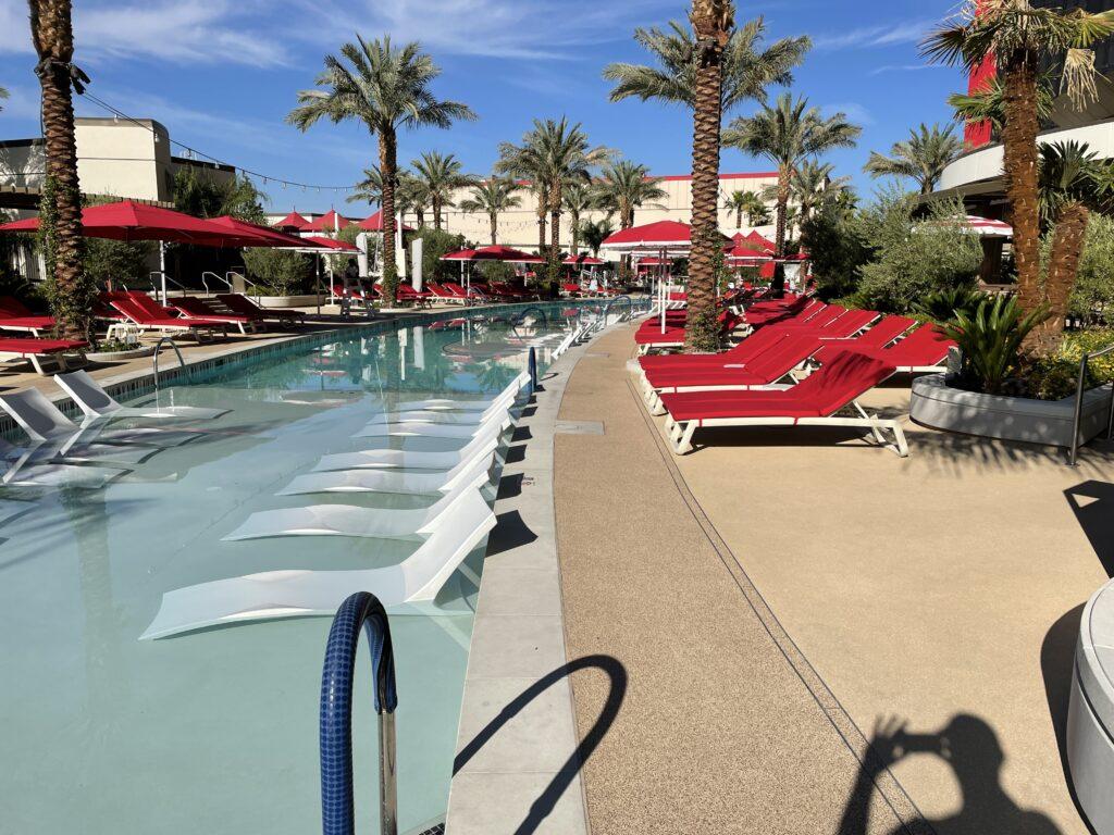 Pool at Resorts World